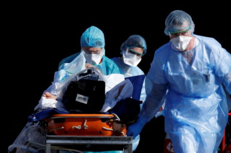 Γαλλία: 231 νέοι θάνατοι – Στους 1.331 οι νεκροί συνολικά | tanea.gr