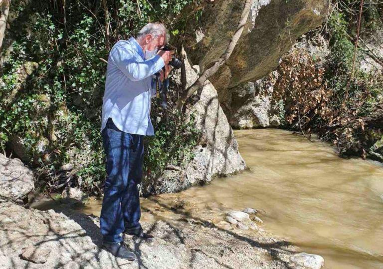 Θόλωσαν τα νερά του Αχέροντα μετά τον σεισμό στην Πάργα   tanea.gr