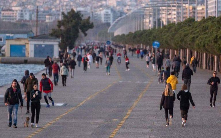Φωτια πήρε το Twitter για τους ανεύθυνους «ασκούμενους» στη Θεσσαλονίκη   tanea.gr