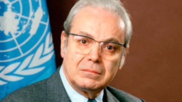 Πέθανε ο πρώην ΓΓ του ΟΗΕ Χαβιέρ Πέρες δε Κουέγιαρ   tanea.gr