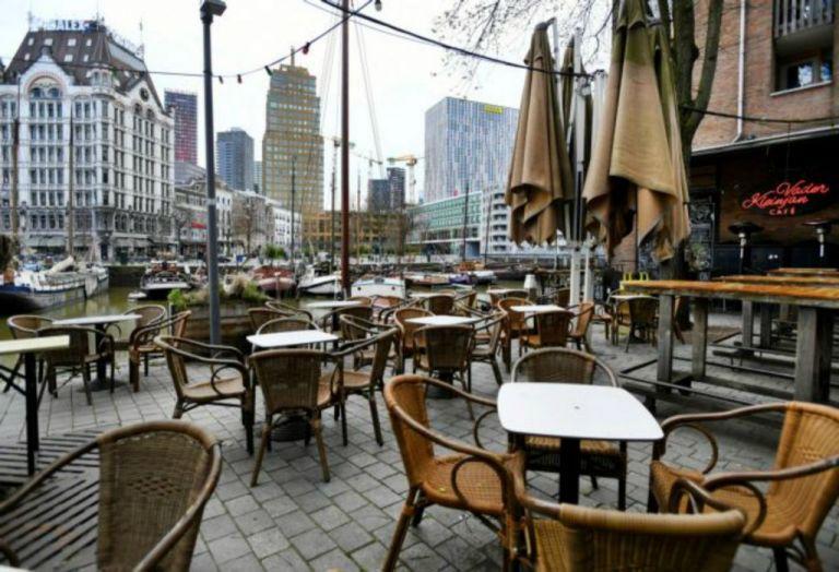 Ακόμη 15 νεκροί στην Ολλανδία -Αυξήθηκαν κατά 346 τα νέα κρούσματα | tanea.gr