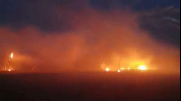 Μετανάστες ρίχνουν μολότοφ και βάζουν φωτιές | tanea.gr