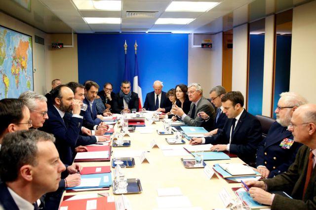 Νόσησε από κορωνοϊό και ο Γάλλος υπουργός Πολιτισμού   tanea.gr