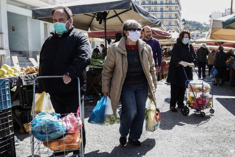 Ποιες λαϊκές αγορές κινδυνεύουν με «λουκέτο» λόγω κορωνοϊού   tanea.gr