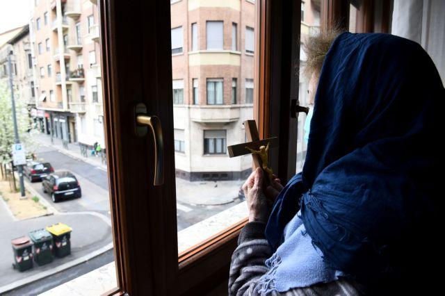 Ιταλία: 683 νεκροί σε μία μέρα – Αγγίζουν τις 75.000 τα κρούσματα | tanea.gr
