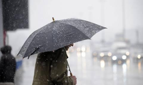 Κακοκαιρία εξπρές με καταιγίδες, ισχυρούς ανέμους και χιόνια   tanea.gr