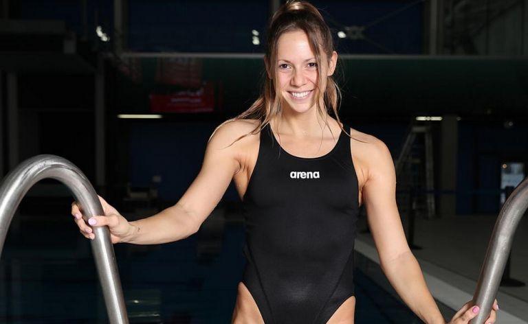 Κολύμβηση: Θετική στον Covid-19 και η Κάπας | tanea.gr