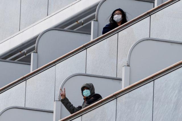 Κοροναϊός : Δεκάδες επιβάτες με συμπτώματα «γρίπης» σε κρουαζιερόπλοιο | tanea.gr