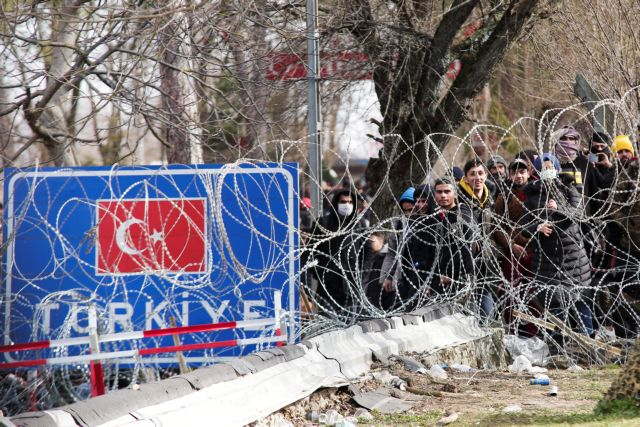 Βερολίνο σε Αγκυρα: Μη χρησιμοποιείτε τους πρόσφυγες ως μέσο πίεσης | tanea.gr