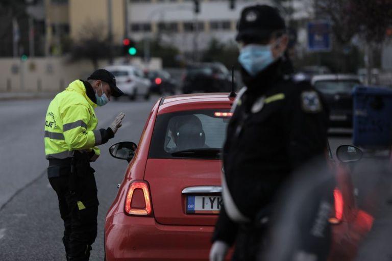 Απαγόρευση κυκλοφορίας : Εντείνονται συνεχώς οι έλεγχοι – Πάνω από 9.000 οι παραβάσεις | tanea.gr