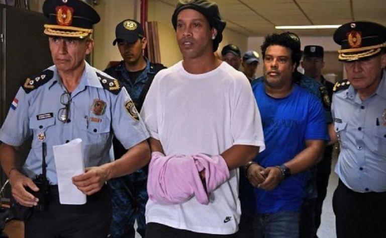 Ροναλντίνιο : Τώρα ερευνάται και για συμμετοχή σε εγκληματική οργάνωση | tanea.gr