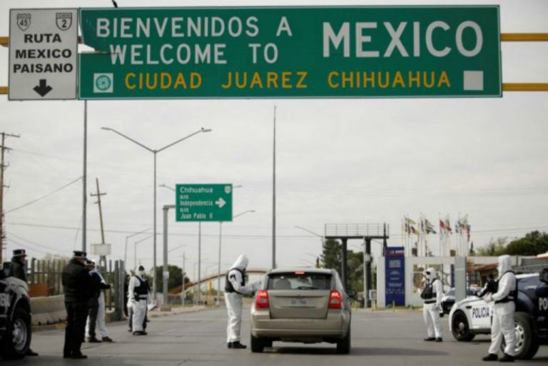 Κοροναϊός : 145 νέα κρούσματα στο Μεξικό σε μια μέρα | tanea.gr
