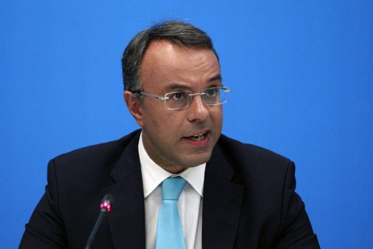 Σταϊκούρας: Δέσμευση για παράταση της αναστολής φορολογικών υποχρεώσεων | tanea.gr