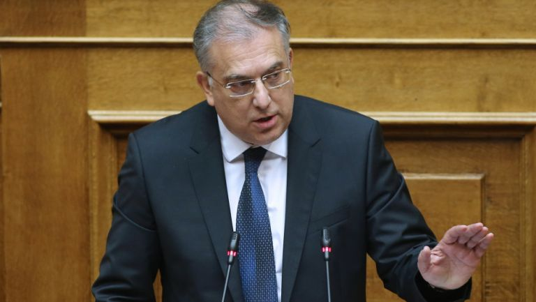 Θεοδωρικάκος: Όλοι με την άποψη Μητσοτάκη για κλειστά σύνορα σε παράνομους μετανάστες   tanea.gr