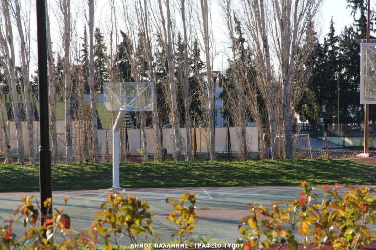 Δήμος Παλλήνης: Αφαίρεσαν τα στεφάνια από τις μπασκέτες για να αποτρέψουν τους άμυαλους | tanea.gr