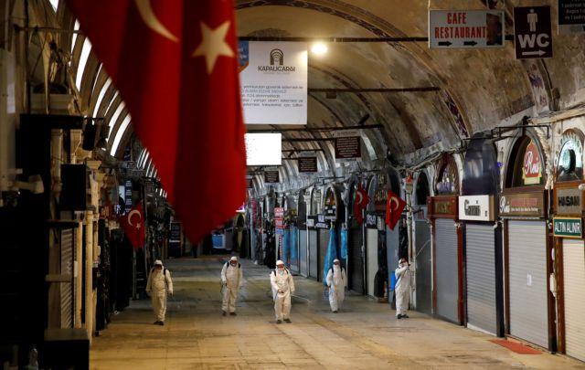 Κόκκινος συναγερμός και στην Τουρκία – Σε καραντίνα 39 περιοχές   tanea.gr
