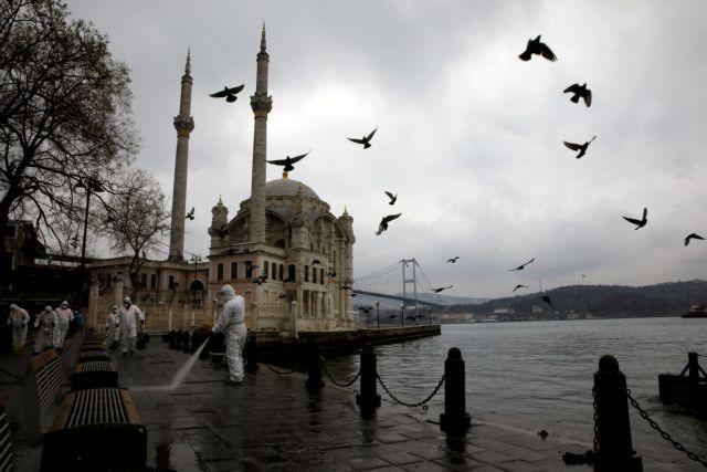 Τουρκία: 37 νέοι θάνατοι και πάνω από 10.000 τα κρούσματα   tanea.gr