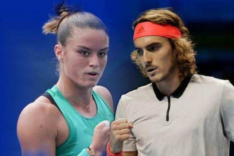 Τένις: Παρέμεινε έκτος ο Τσιτσιπάς - 20η η Σάκκαρη | tanea.gr