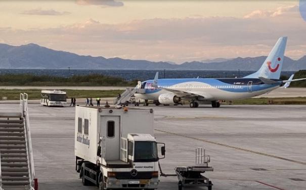 Ρόδος: Έκτακτη προσγείωση Boeing με προορισμό τη Γερμανία | tanea.gr