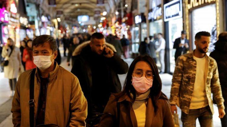 Τουρκία : Πλησιάζουμε στην κορύφωση της πανδημίας, λέει σύμβουλος του υπ. Υγείας | tanea.gr