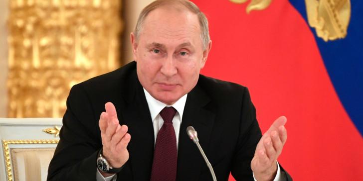 Επέτειος 25ης Μαρτίου : Τηλεγραφήματα Πούτιν σε Μητσοτάκη και Σακελλαροπούλου | tanea.gr