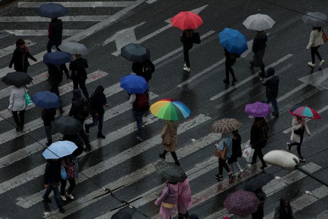 Καιρός : Βροχές και καταιγίδες την Πέμπτη - Χιόνια στα ορεινά | tanea.gr
