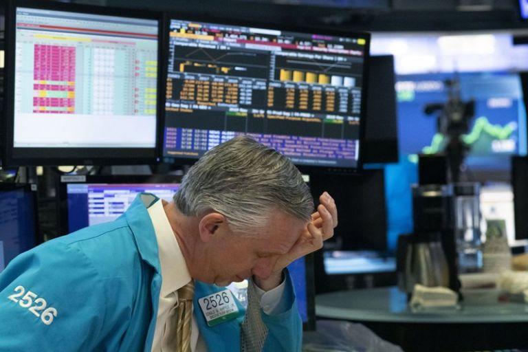 Συνεχίστηκε ο κατήφορος της Wall Street παρά τα πρωτοφανή μέτρα της Fed | tanea.gr