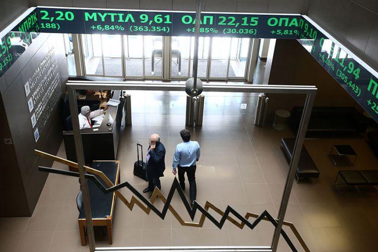 Κοροναϊός : Κατρακυλά ο Γενικός Δείκτης - Πτώση 10% το πρωί της Δευτέρας | tanea.gr