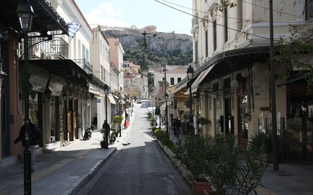 Κοροναϊός : Δραστικά μέτρα κατά του συνωστισμού - Έξοδος μόνο με SMS και χρονικό όριο | tanea.gr
