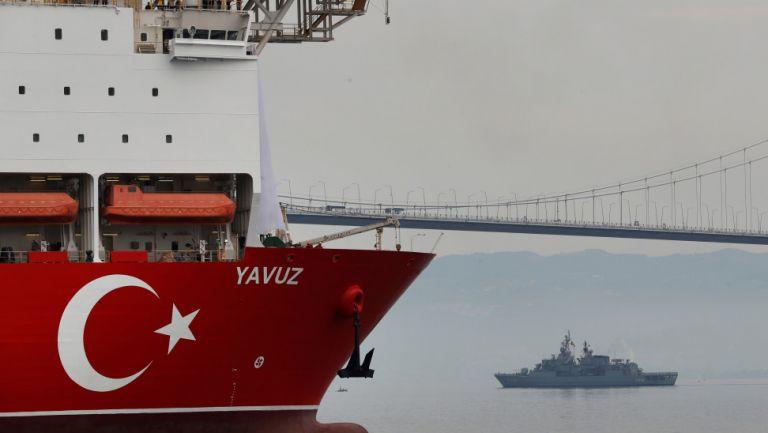 H Βρετανία καταδικάζει τις παράνομες τουρκικές γεωτρήσεις στην κυπριακή ΑΟΖ | tanea.gr