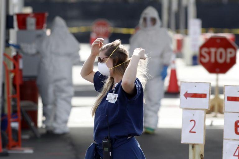 Συνεχίζει να θερίζει η Covid -19 στις ΗΠΑ : Πάνω από 42.000 οι νεκροί | tanea.gr