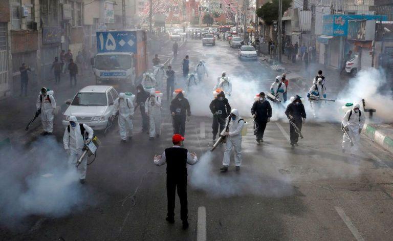 Ιράν : 5.118 τα θύματα από τον Covid-19 | tanea.gr
