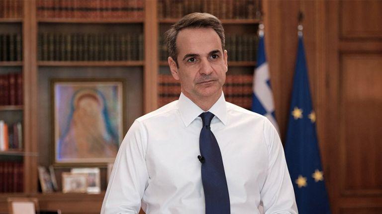 Μητσοτάκης : Κερδίζουμε καθημερινά τη μάχη με τον κοροναϊό  χάρη στις γρήγορες και τολμηρές αποφάσεις μας   tanea.gr