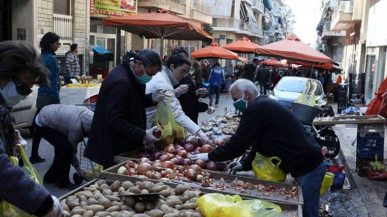 Κοροναϊός : Έρχονται πιο αυστηρά μέτρα στη λειτουργία των λαϊκών αγορών | tanea.gr