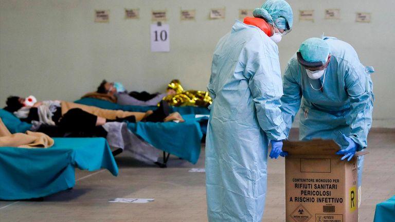 Κοροναϊός : Θερίζει στις ΗΠΑ η Covid-19 - Ακόμα 2.751 νεκροί σε ένα 24ωρο   tanea.gr