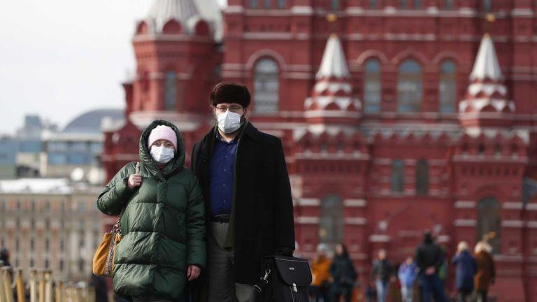 Ρωσία : 3.388 θετικοί στον κοροναϊό μέσα σε μία μέρα | tanea.gr