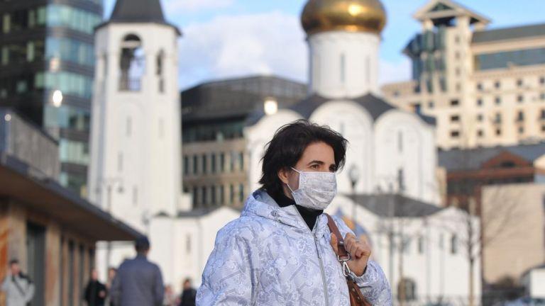 Κοροναϊός – Ρωσία : Ραγδαία άνοδος των κρουσμάτων - 2.558 σε μία ημέρα | tanea.gr