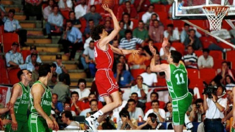 Όταν ο Ολυμπιακός θριάμβευσε στο πρώτο ευρωπαϊκό ντέρμπι «αιωνίων» | tanea.gr