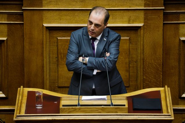 Βουλή : Ο Βελόπουλος «έθαψε» τον Ντελόρ πριν την ώρα του | tanea.gr