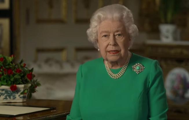 Βασίλισσα Ελισάβετ : «Μαζί θα νικήσουμε τον κορωνοϊό» | tanea.gr