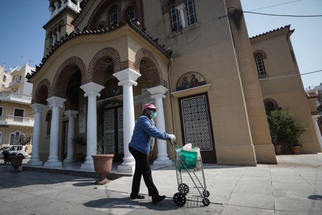 Αμετανόητος ο ιερέας στο Κουκάκι: «Η Θεία Κοινωνία δεν μεταδίδει τον κοροναϊό...»   tanea.gr