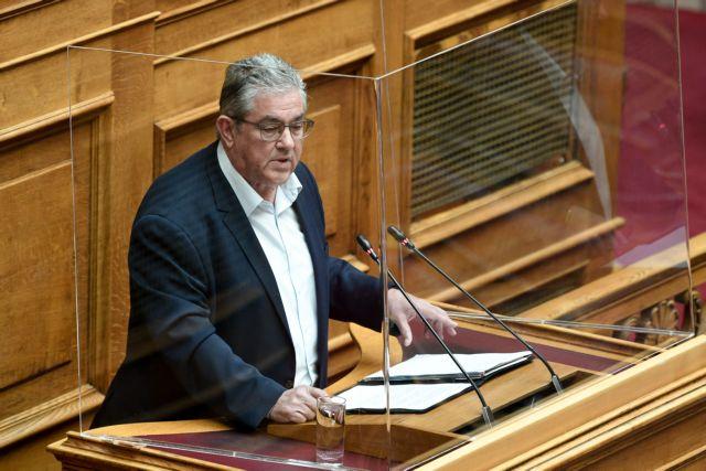 Κουτσούμπας : Υπουργός μεγαλοεργοδοσίας ο Βρούτσης, ειδικεύεται στην κατάρτιση   tanea.gr