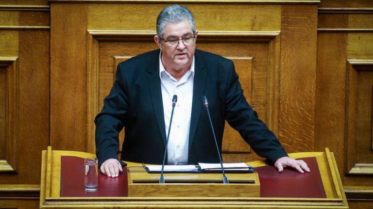 Κουτσούμπας: ΝΔ, ΣΥΡΙΖΑ και ΚΙΝΑΛ κρύβονται πίσω από την «ατομική ευθύνη» | tanea.gr