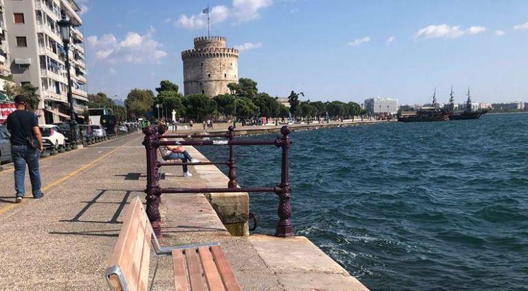 Θεσσαλονίκη : Με drone ενημερώνονται οι πολίτες για τα μέτρα κατά της πανδημίας   tanea.gr