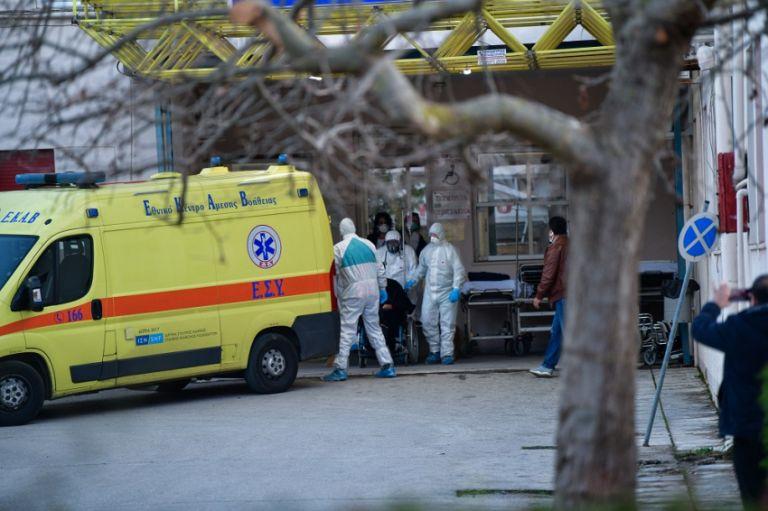 Κοροναϊός στην Ελλάδα : Στους 118 οι νεκροί - Υπέκυψε 35χρονος στη Θεσσαλονίκη | tanea.gr