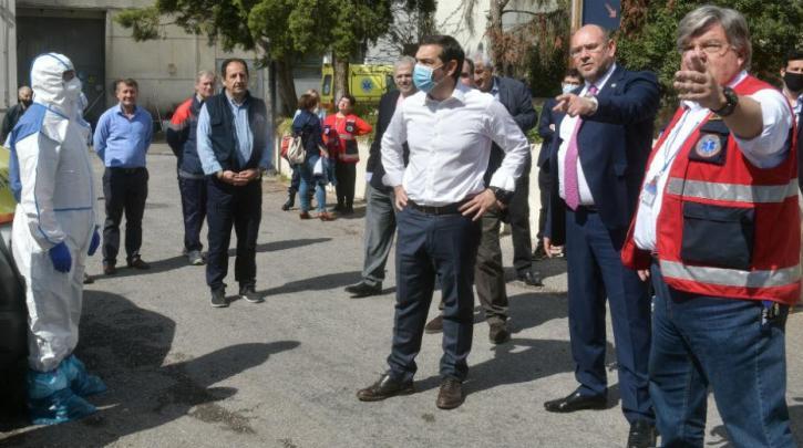 Τσίπρας : Οι εργαζόμενοι του ΕΚΑΒ να ενταχθούν στα βαρέα και ανθυγιεινά | tanea.gr