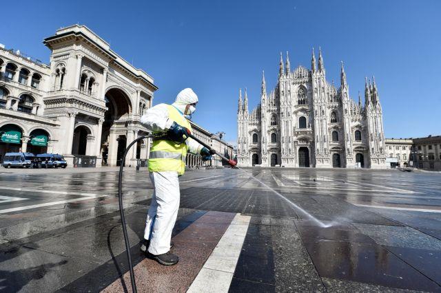 Λιγότερα κρούσματα και θάνατοι στην Ιταλία αλλά ακόμη 604 νεκροί σε μία μέρα | tanea.gr