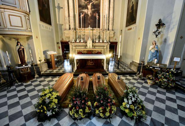 Πεθαίνοντας στο σπίτι: Η άγνωστη πλευρά της κρίσης του κοροναϊού στην Ιταλία | tanea.gr