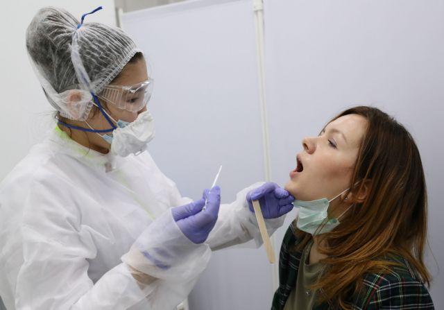 Ρωσία: Εγκρίθηκε το πρώτο τεστ ταχείας διάγνωσης – Μέσα σε 40 λεπτά με 94% επιτυχία | tanea.gr