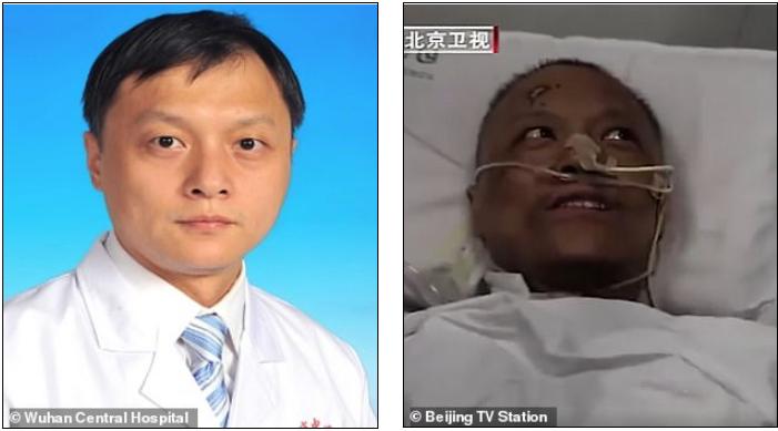 Δυο γιατροί στην Ουχάν ξύπνησαν από κώμα έχοντας σκούρο δέρμα | tanea.gr